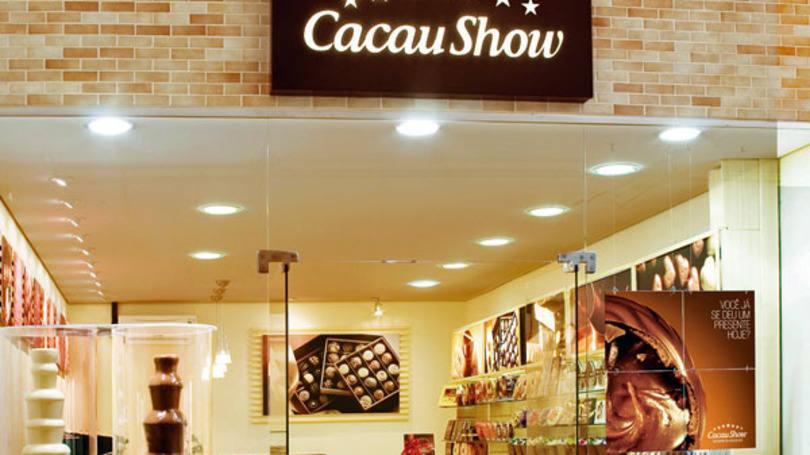 Páscoa Cacau Show 2016 (Foto: Exame/Abril)