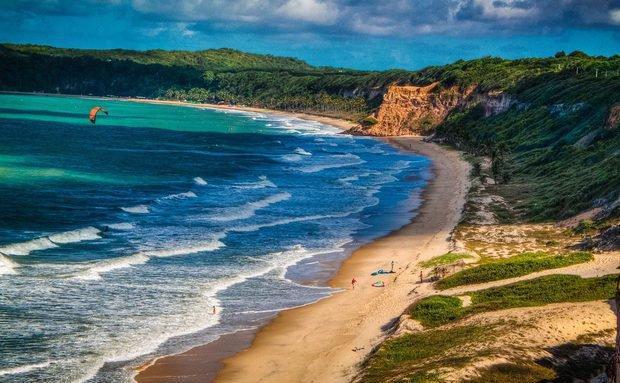Região tem lindas praias (Foto: Viaje Aqui/Abril)