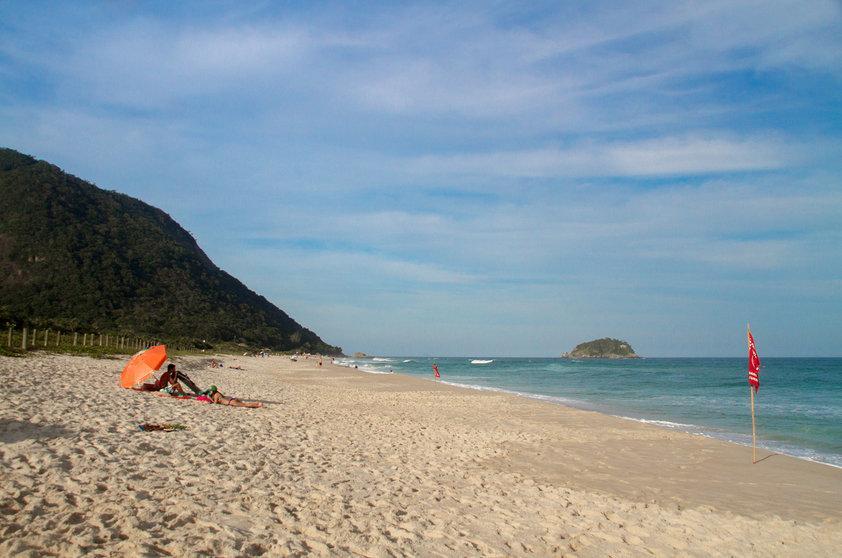 Cidade tem praias bonitas (Foto: Viaje Aqui/Abril)