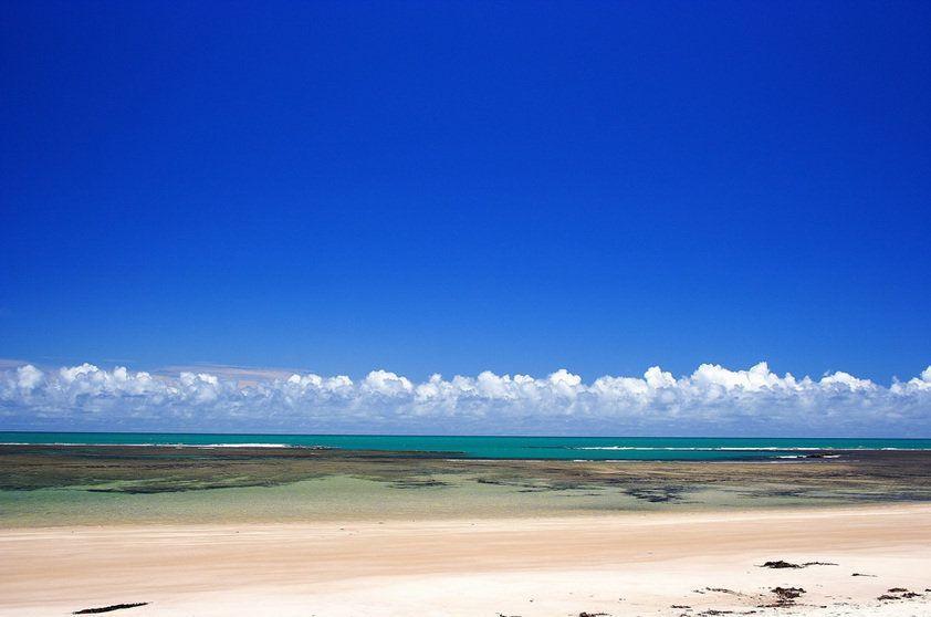 Praias na região lindas (Foto: Viaje Aqui/Abril)