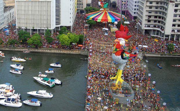 Carnaval é tradição na região (Foto: Viaje Aqui/Abril)