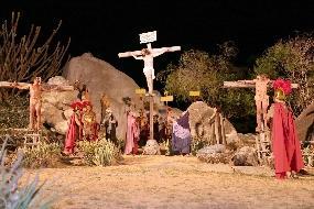 Paixão de Cristo de Nova Jerusalém 2016