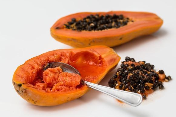 O mamão papaia também é considerado um ingrediente poderoso. (Foto Ilustrativa)