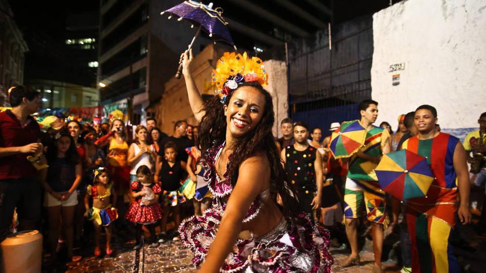 Programação carnaval 2016 Fortaleza (Foto: Exame/Abril)