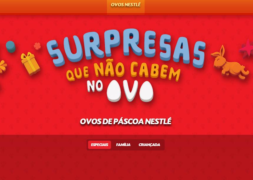 Promoção Nestlé 2016 Promoções da Nestle (Foto: Divulgação)