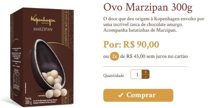 Ovos já estão à venda no site da marca (Foto: Veja SP/Abril)