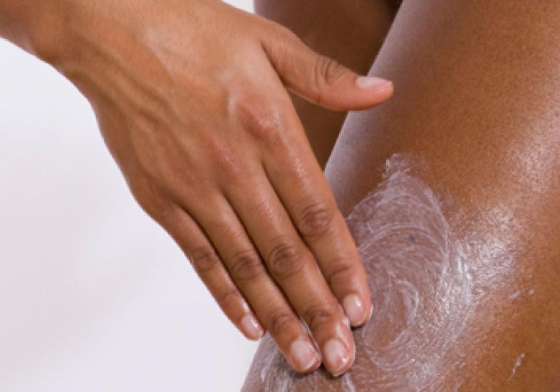 Esfoleando a pele