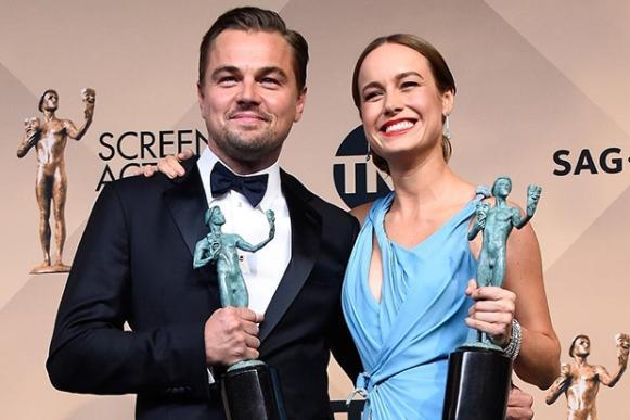 DiCaprio levou o prêmio de melhor ator. (Foto Ilustrativa)
