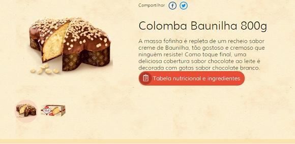 Acesse o site da bauduco e confira mais informações (Foto: Bauducco)