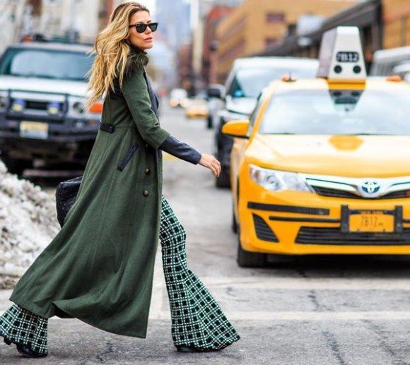 Semana da Moda em Nova York, Inverno 2017. (Foto Reprodução/ Wmagazine)
