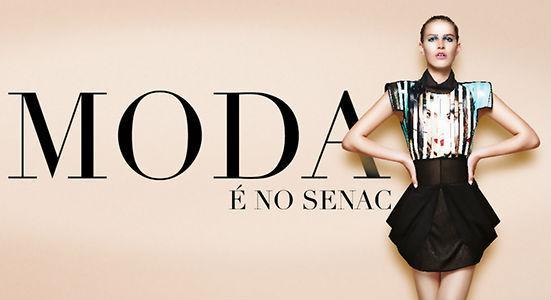 Senac Moda Informação Verão 2016: Inscrições (Foto: Divulgação)