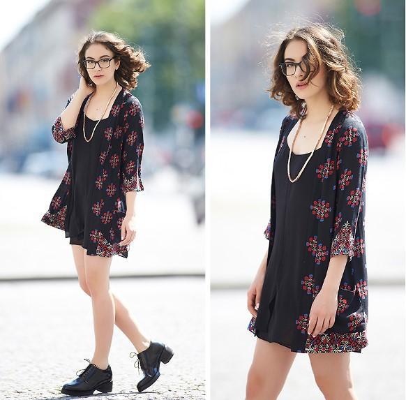 O vestido camisola é a nova tendência do momento. (Foto Ilustrativa)