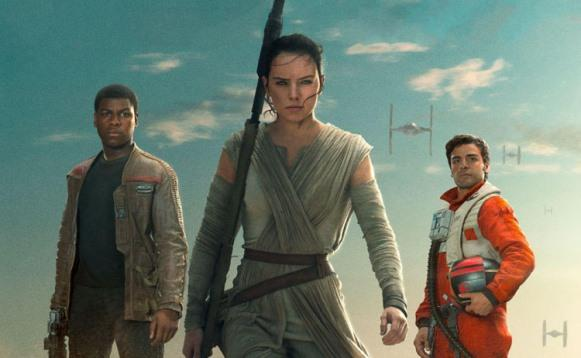 Star Wars Episódio VIII: teaser. (Foto: Divulgação)