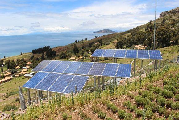 A energia solar é um dos temas da pós-graduação gratuita na Nova Zelândia (Foto Ilustrativa)