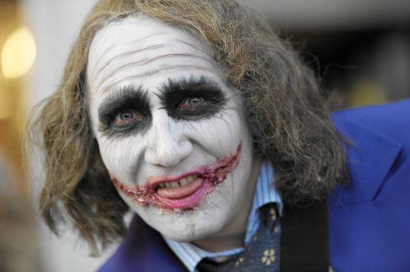 As maquiagens masculinas ajudam a criar um visual diferente para o carnaval (Foto Ilustrativa)