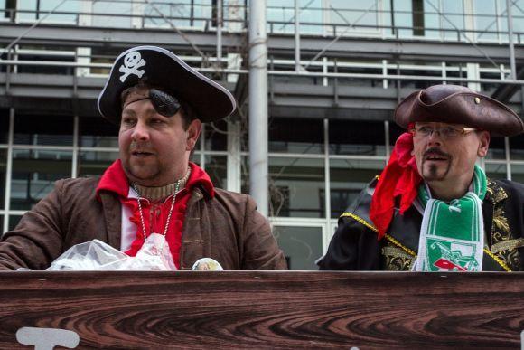 Fantasia de pirata (Foto Ilustrativa)
