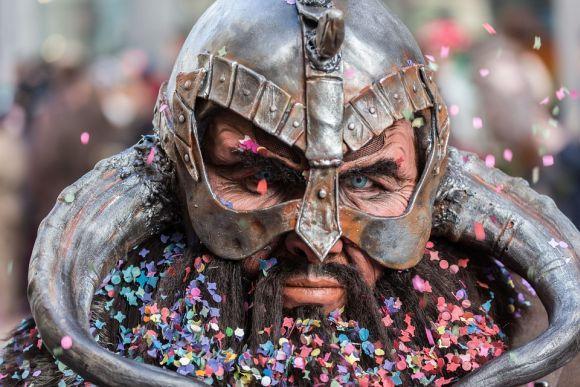 Carnaval 2016: Maquiagens e fantasias masculinas (Foto Ilustrativa)