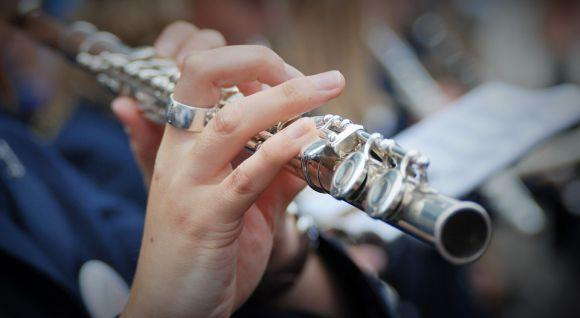 Curso grátis de flauta (Foto Ilustrativa)
