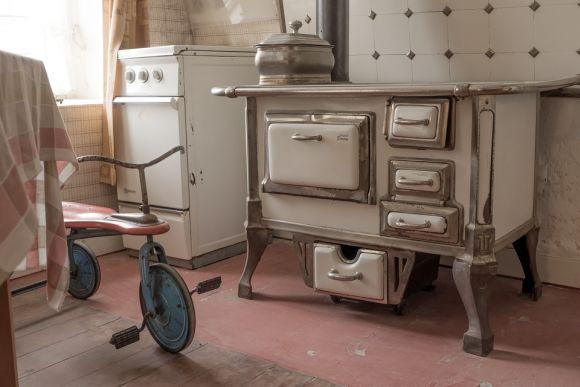 O passado também está em alta nas tendências de decoração para cozinhas em 2016 (Foto Ilustrativa)