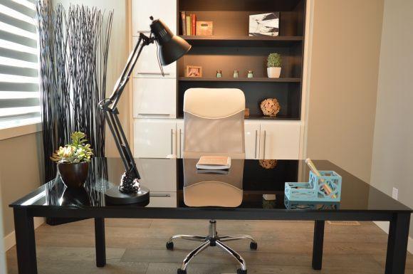 Dicas para decorar seu pequeno home office (Foto Ilustrativa)