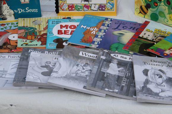 Você pode fazer e receber doações de livros em vários lugares (Foto Ilustrativa)