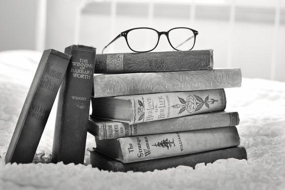 Doações de livros grátis (Foto Ilustrativa)