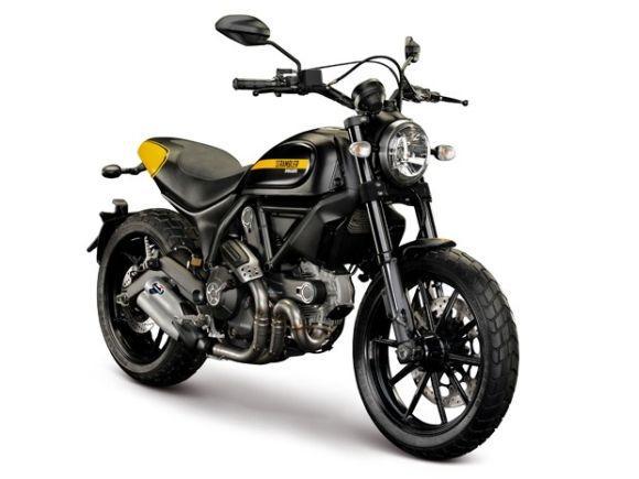 Ducati Scrambler Full Trottle (Foto: Divulgação Ducati)