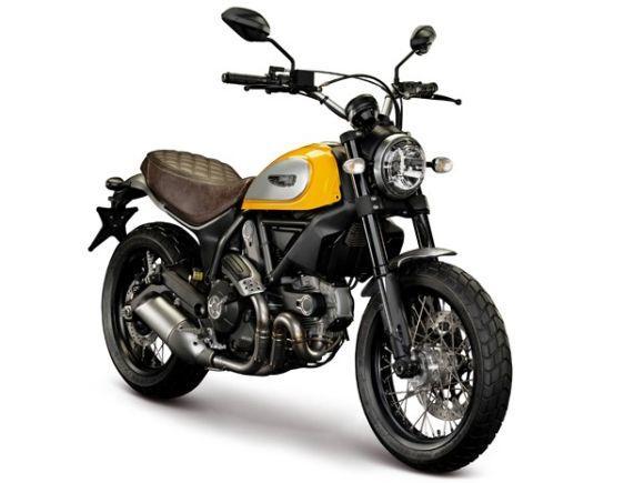 Ducati Scrambler Classic (Foto: Divulgação Ducati)