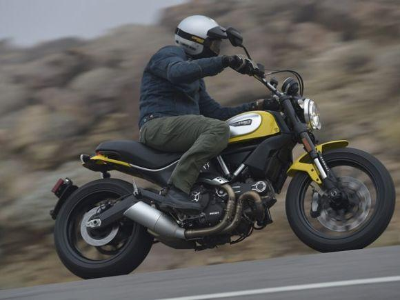 Os preços da Ducati Scrambler no Brasil partem de R$ 38.900 (Foto: Divulgação Ducati)
