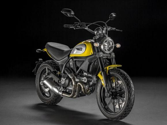 Ducati Scrambler: fotos, preços (Foto: Divulgação Ducati)