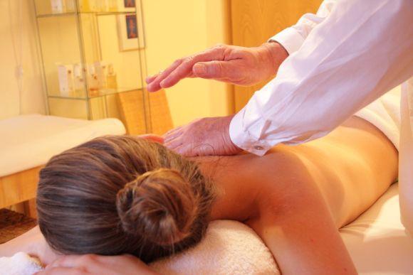 Curso gratuito de Massagem (Foto Ilustrativa)