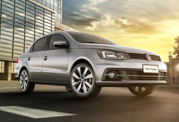 Os dois modelos receberam quase que as mesmas alterações (Foto: Divulgação Volkswagen)