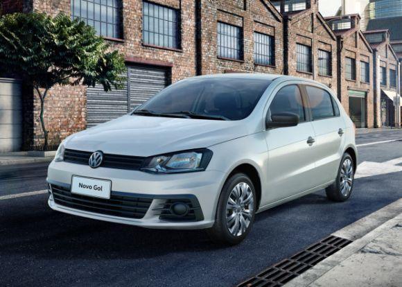 Gol e Voyage 2017: Motor 3 Cilindros, fotos, preços (Foto: Divulgação Volkswagen)