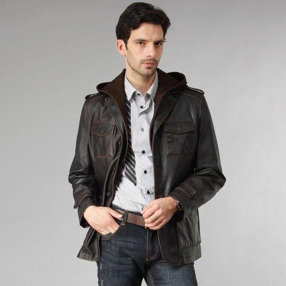 Essas jaquetas são a peça preferida de muitos homens no inverno (Foto Ilustrativa)