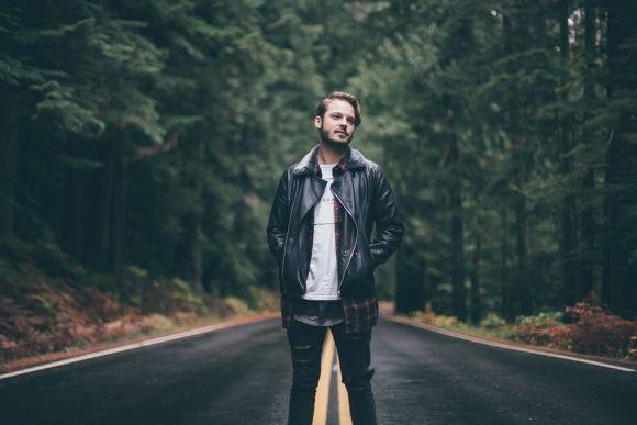 Jaquetas de couro masculinas: fotos, tendências, preços (Foto Ilustrativa)