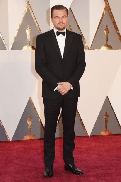 Leonardo DiCaprio (Foto: Reprodução EGO)