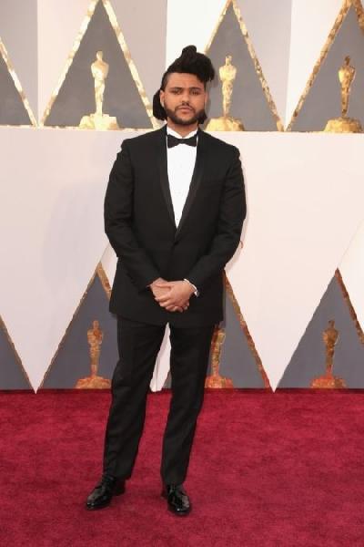 The Weeknd (Foto: Reprodução EGO)