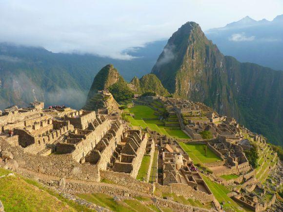 Lugares para turismo e aventura