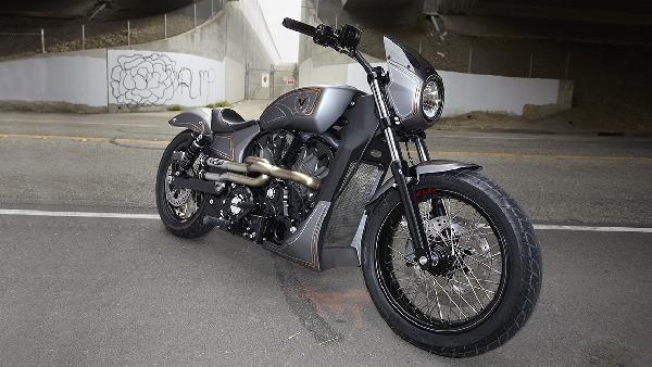 A apresentação oficial da nova muscle bike da Victory acontece no dia 20 de fevereiro (Foto: Divulgação Victory Motorcycles)