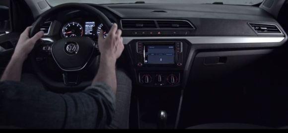 Com a novidade, motorista e passageiros poderão ficar conectados o tempo inteiro (Foto: Reprodução VW)
