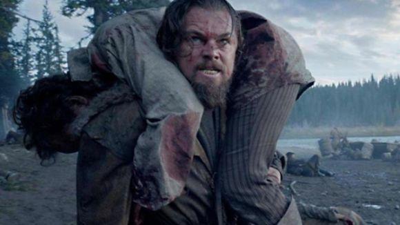 Leonardo DiCaprio levou o Oscar de Melhor Ator, pelo filme O Regresso (Foto: Divulgação FOX Filmes)