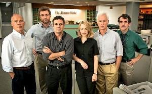 Os ganhadores do Oscar 2016