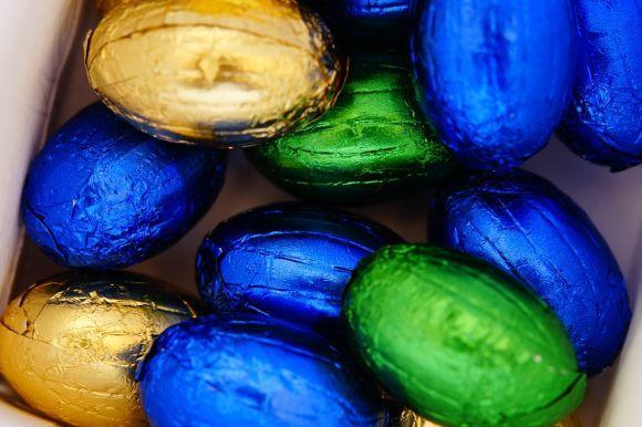 Os preços dos ovos de Páscoa dependem de vários fatores (Foto Ilustrativa)
