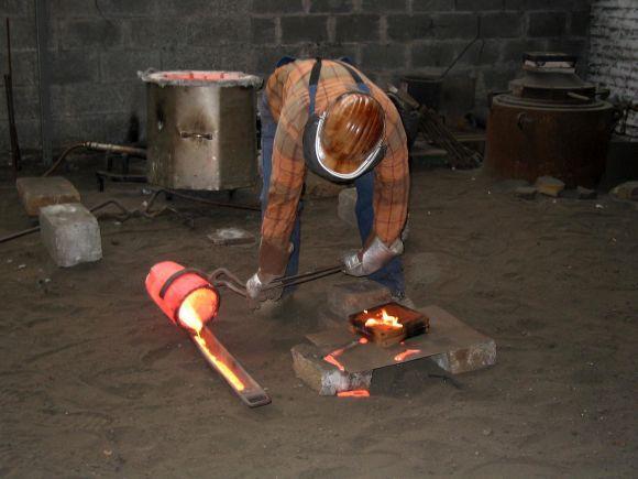 A qualificação na área de Metalurgia aparece em destaque no Senai Osasco (Foto Ilustrativa)