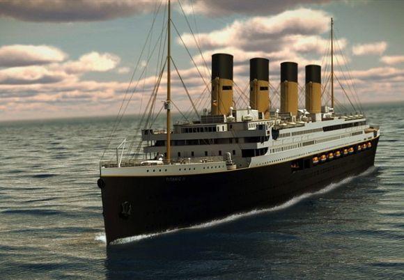 Titanic II: fotos, viagem inaugural (Foto: Divulgação Blue Line)