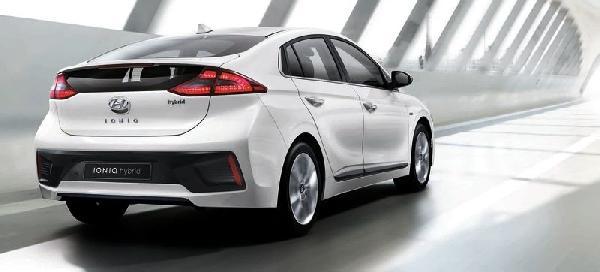 Hyundai Ioniq (Foto: Divulgação Hyundai)