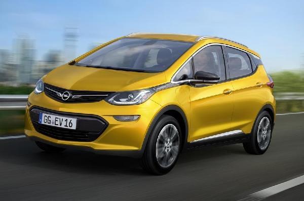 Opel Ampera-E (Foto: Divulgação Opel)