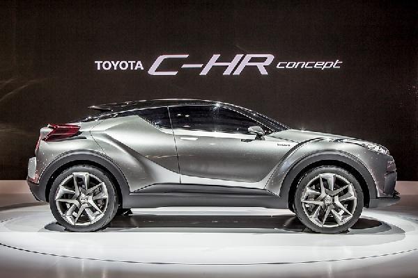 Toyota C-HR (Foto: Divulgação Toyota)