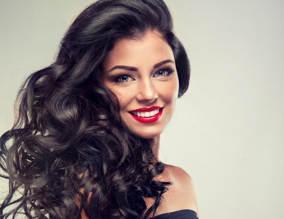 5 Técnicas para deixar o cabelo liso ondulado. (Foto Ilustrativa)