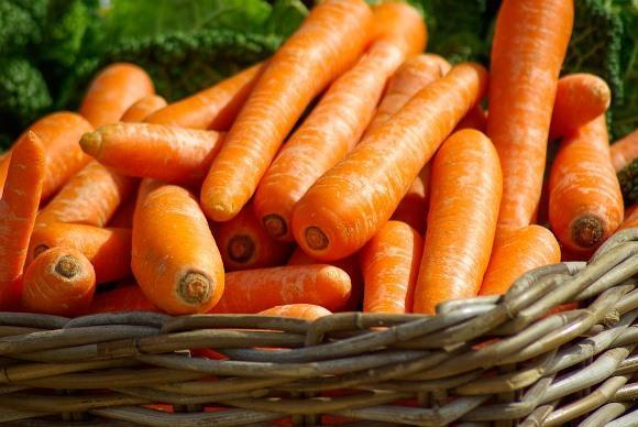 Reserve um espaço na horta para plantar cenouras. (Foto Ilustrativa)